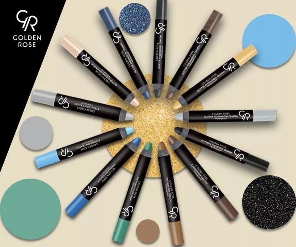 Make-up Golden Rose: oogschaduw potlood