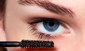 mascara, smokey eye, wenkbrauw, eyeliner